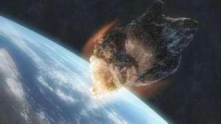 Огромный астероид направляется к Земле