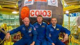 Сегодня на МКС отправиться новая, особенная  команда