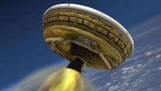 НАСА отправит в космос «летающую тарелку»