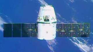 «Дракон» отправиться на МКС в 6 раз