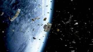За космическим мусором теперь наблюдают