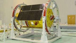 Египетский спутник, который построила Россия не выходит на связь
