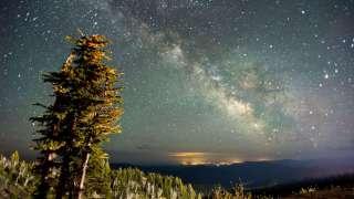 Млечный путь (фото)