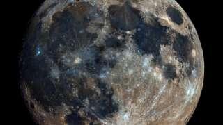 Сегодня была сделана самая детальная фотография Луны