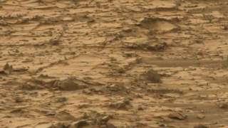Уфологами была замечена на Марсе «бабушка»