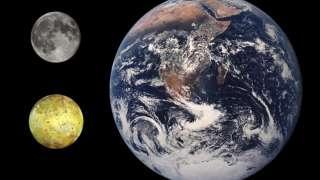 Земля – двойник Ио, спутника Юпитера?