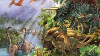 Ученые хотят создать Парк Юрского периода