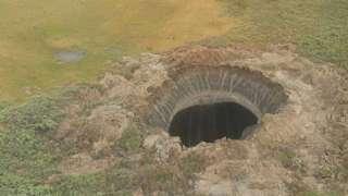 Сибирские кратеры: различные версии происхождения