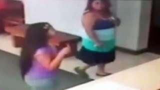 Жительница города Чили утверждает, что на нее напал призрак