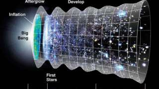 Вселенские колебания сходны с хрустальным звоном
