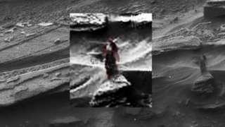 Марсиане гуляют по Марсу