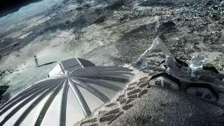 Сооружения инопланетян на Луне найдены