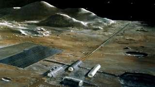 Базу на Луне планирует построить Роскосмос к 2020 году
