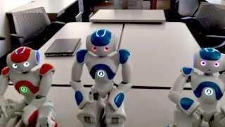 Во время осуществления простейшего тестирования у роботизированного существа обнаружили задатки искусственного интеллекта