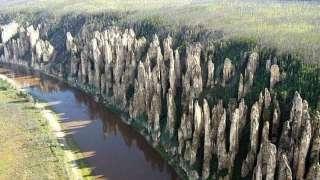 На территории Якутии ученые обнаружили загадочную окаменелость