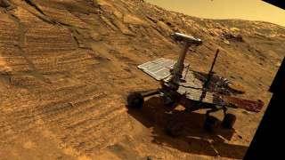 На Марсе всетаки обнаружены следы пригодной для жизни воды