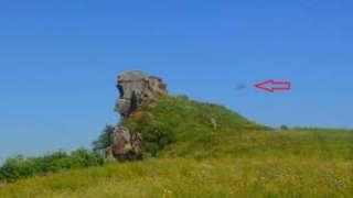 На территории Кабардино-Балкарии участились случаи встречи с НЛО