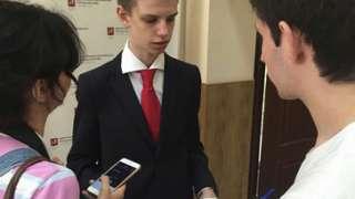 Ученик 8 класса  из России шокировал ученых своей разработкой