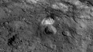 Представители НАСА подготовили виртуальную экскурсию по Церере для всех желающих