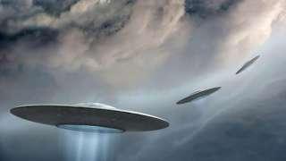 Откуда к нам прилетают НЛО?