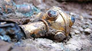 В Ростовской области нашли древнейшее захоронение, принадлежавшее сарматам
