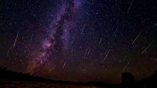 Сотрудники НАСА порадовали поклонников онлайн трансляцией метеоритного дождя
