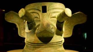 Загадочные артефакты, найденные в деревне Саньсиндуй