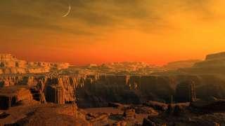 Год в изоляции, имитирующий полет на «красную планету» Марс
