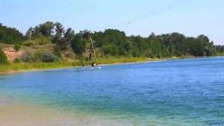 Недалеко от «Голубых озер» обнаружена паранормальная местность