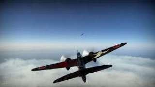 В британском небе очевидцы заметили самолет-призрак, существовавший во времена Второй Мировой войны