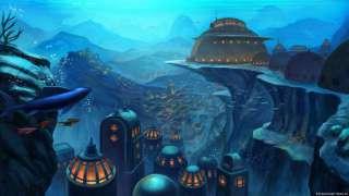 Неопознанные подводные цивилизации
