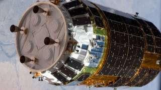 Япония отправила новый грузовой аппарат «Kounotori 5» к Международной космостанции
