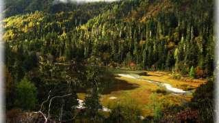 Самая активная аномальная зона Земли – долина «Хэйчжу»