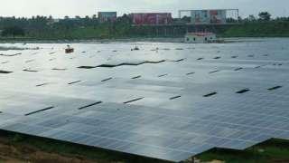 На территории Индии возник аэропорт, работающий только на солнечной энергии с помощью особых батарей