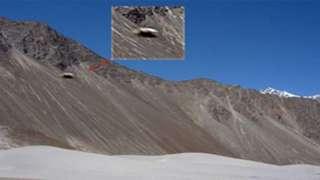 На территории Индии расположена база инопланетной цивилизации
