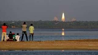 Индусы успешно запустили 5-й спутник коммуникационного предназначения «GSAT 6»