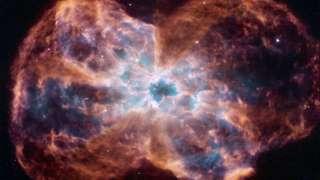 В поведении умирающей звезды наблюдаются «сбои сердечного ритма»