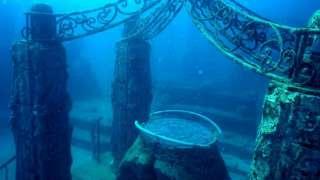 В водах Греции обнаружили руины древнейшего города