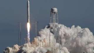 Частный космический корабль Cygnus отправился к МКС