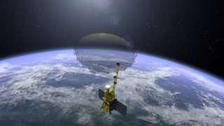 Поломки на борту спутника НАСА не удалось ликвидировать: у космического аппарата отказал один из двух радаров