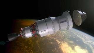 НАСА испытывает «Орион» в аварийных условиях