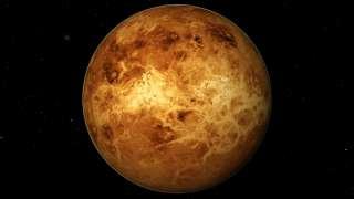 На предрассветном небе этой осенью можно будет наблюдать ярко сверкающую Венеру