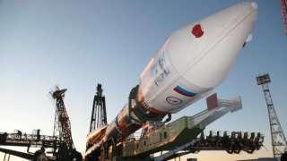 Ракетный носитель «Союз2.1а» будет доставлена на космодром в течение месяца