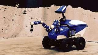 Космонавт Международной станции смог удаленно из космоса управлять роботом, который располагался на Земле