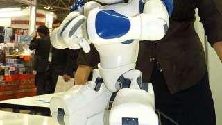 Робот будет новым средством передачи информации между членами экипажа МКС