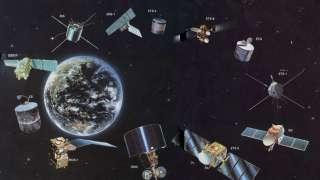 Россия и Китай будут наблюдать за планетами с помощью общих спутников