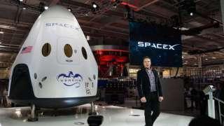 В космос на Боингах