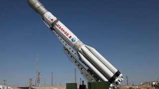 Ракетный носитель «Протон» стартовал с космодрома «Байконур» со спутником «Экспресс АМ8»