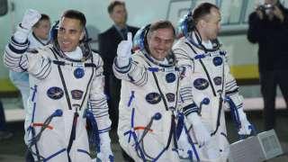Астронавты НАСА прекрасно относятся к российским коллегам