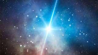 Ударные сверхмощные волны в гамма-всплесках